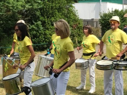 Pimenta Verde Braziliaanse percussie